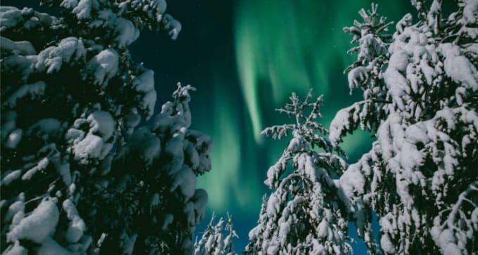Jour 2 : Jeux Lapons / Rencontre avec le Père Noël