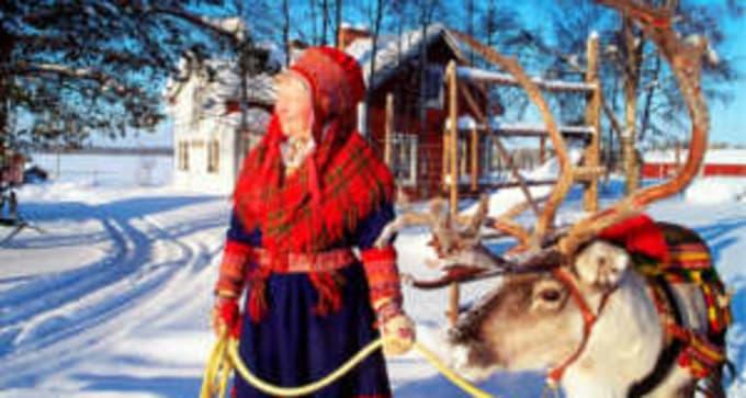 Jour 3 : Je visite la ferme des rennes et musée des Sames