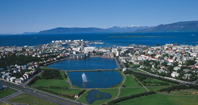Jour 1 : Chez vous - Reykjavik