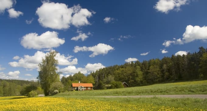 Jour 2 : Stockholm / Falun (260 km)