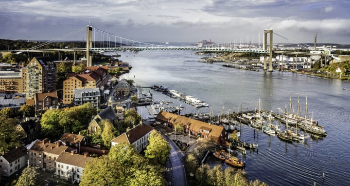 Jour 5 : Karlstad / Göteborg (260 km)