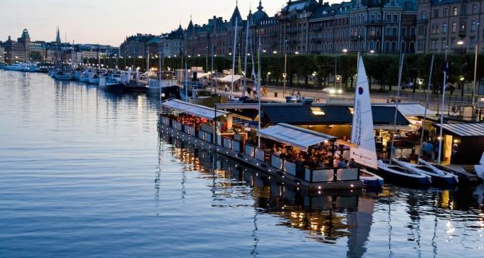Jour 7 :  Jönköping / Stockholm (325 km)