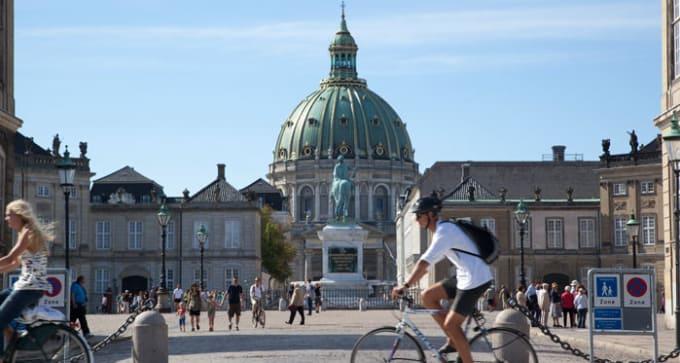 Jour 1 : Chez vous - Copenhague