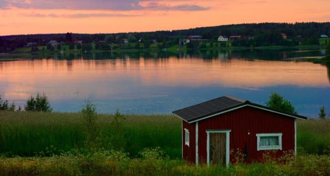 Jour 5 : Joensuu / Kajaani (230 km)