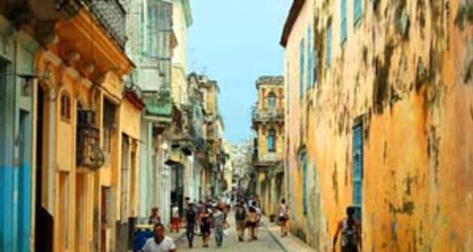 Jour 2,3 : La Havane