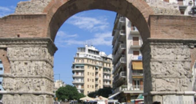 Jour 1 : Thessalonique