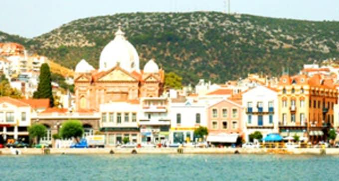 Jour 4 : Mytilene