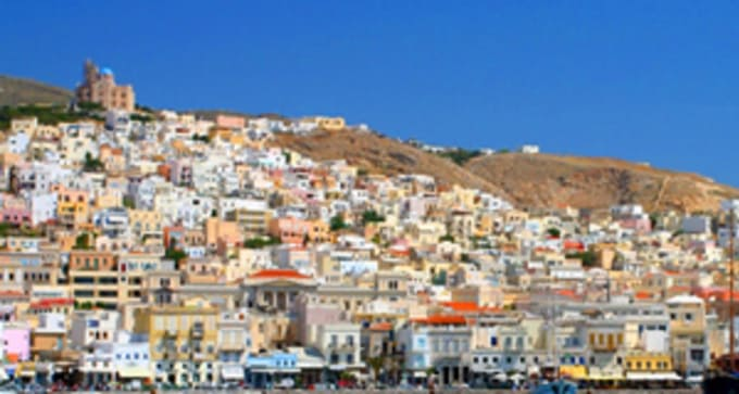 Jour 5 : Syros