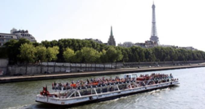Option activité 3 : Croisière sur la Seine - Expérience authentique (à partir de 6€/pers)