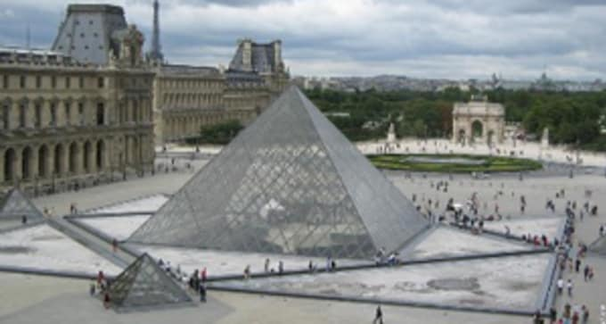 Option activité 4 : Entrée au Musée du Louvre - Expérience culturelle ( à partir de 15€/pers )