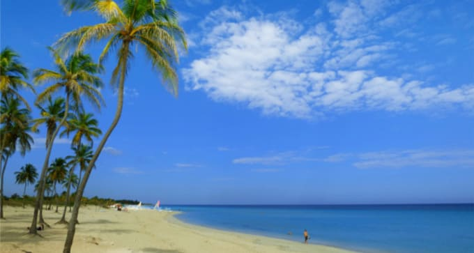 Salsa et balnéaire dans les Caraïbes