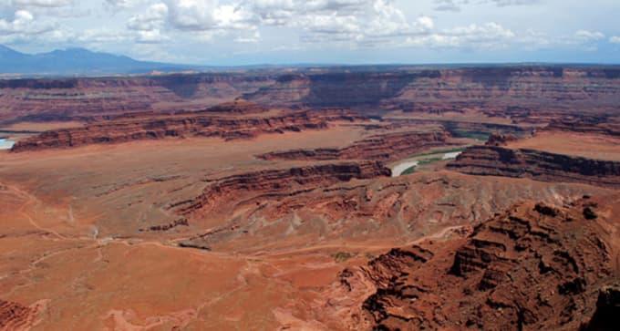 Déserts et canyons de l'Ouest américain