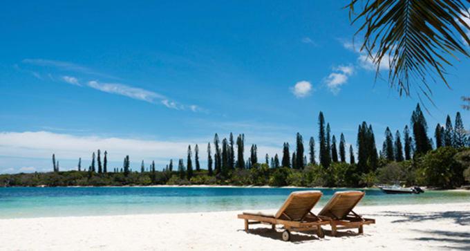 D'île en île en Nouvelle-Calédonie