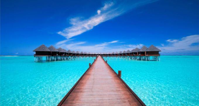 Excursion balnéaire sur les atolls des Maldives