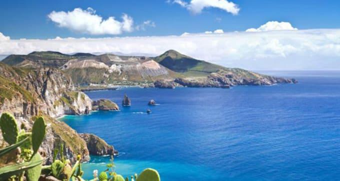 Îles Eoliennes et Etna