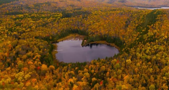 Première découverte du Québec