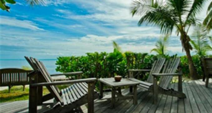Indian Ocean Lodge *** Sup