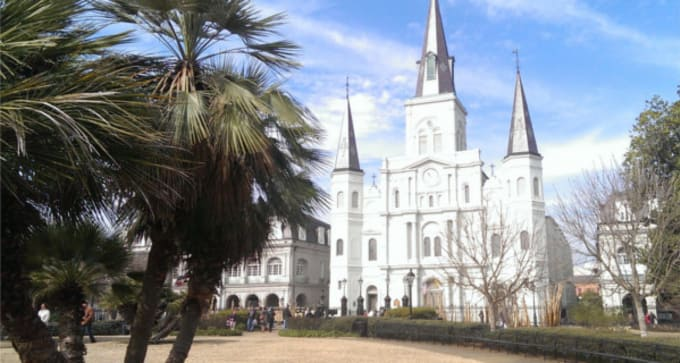 La Louisiane en Liberté