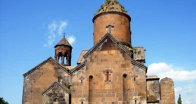 Jour 10 : Erevan - Hovhannavank - Saghmossavank - Achtarak - Erevan