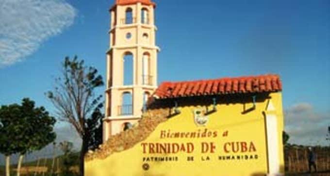 Jour 8 : CAMAGUEY - TRINIDAD
