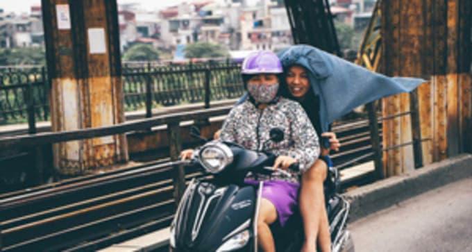 Jour 1 - France - Hanoi