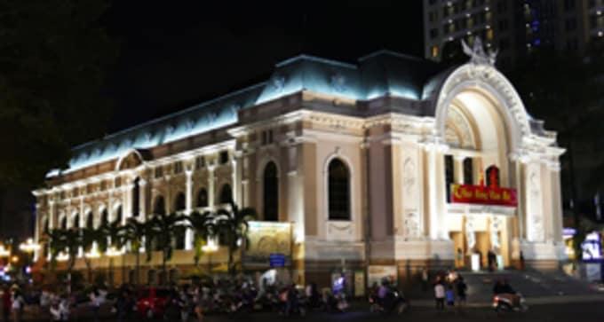 Jour 13 – Ho Chi Minh Ville / Vol de retour (Petit déjeuner)