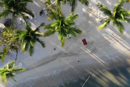 drone test republique dominicaine