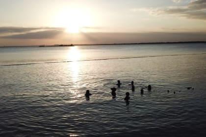 coucher de soleil republique dominicaine adopteunmec