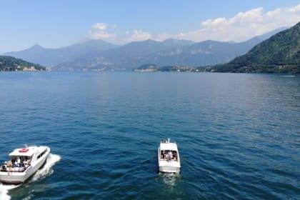 viparis lac de come bateau italie