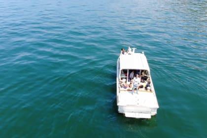 drone viparis bateau come italie