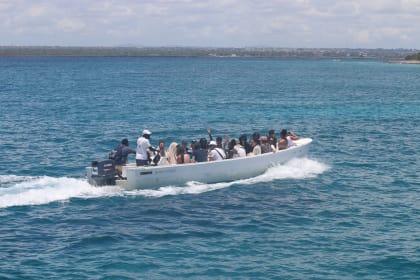 bateau republique dominicaine