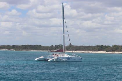 catamaran republique dominicaine