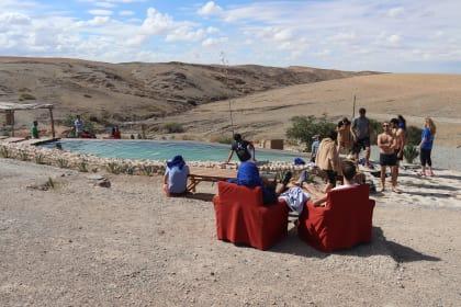 piscine marrakech agafay kyu