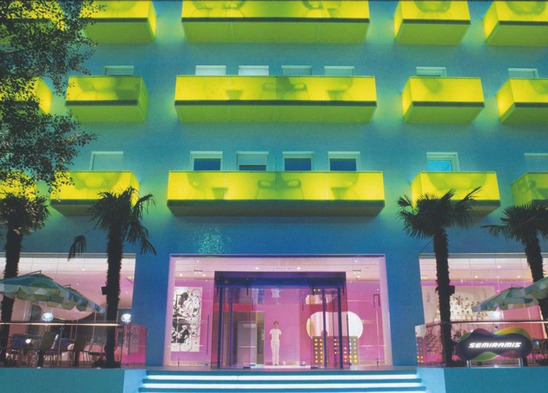 Semiramis Hôtel Grèce
