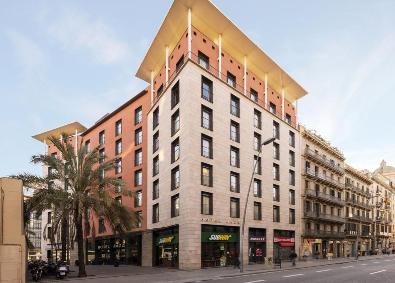 jazz hotel barcelone