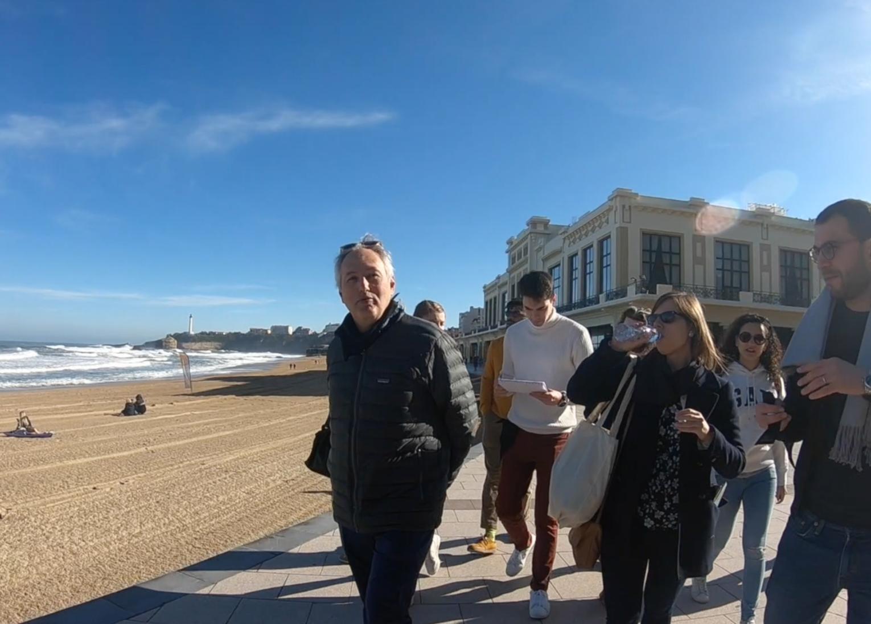 vertone biarritz defi