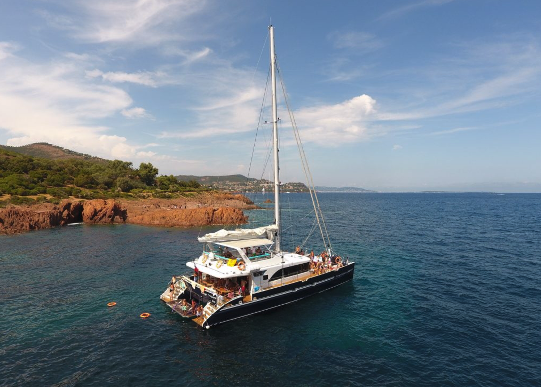Maxi Catamaran Cannes