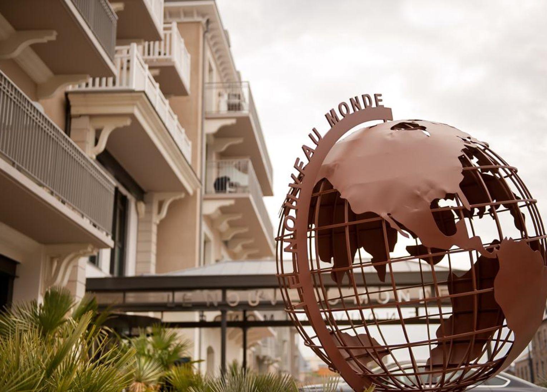 hotel nouveau monde saint malo