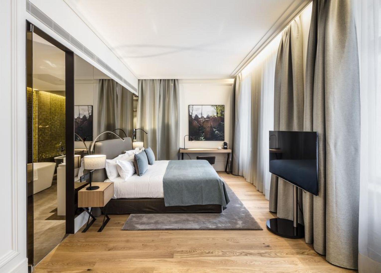 boho hotel prague chambre