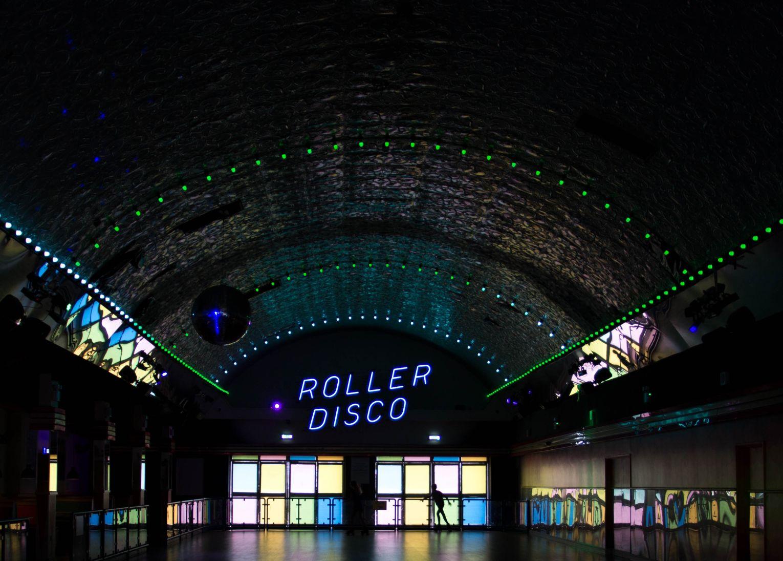 roller disco londres