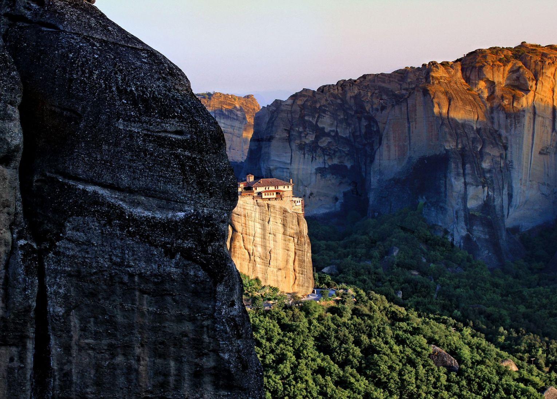 Météores Grèces randonnée