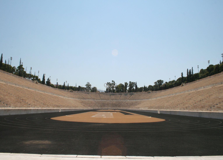 Jeux Olympiques Grèce