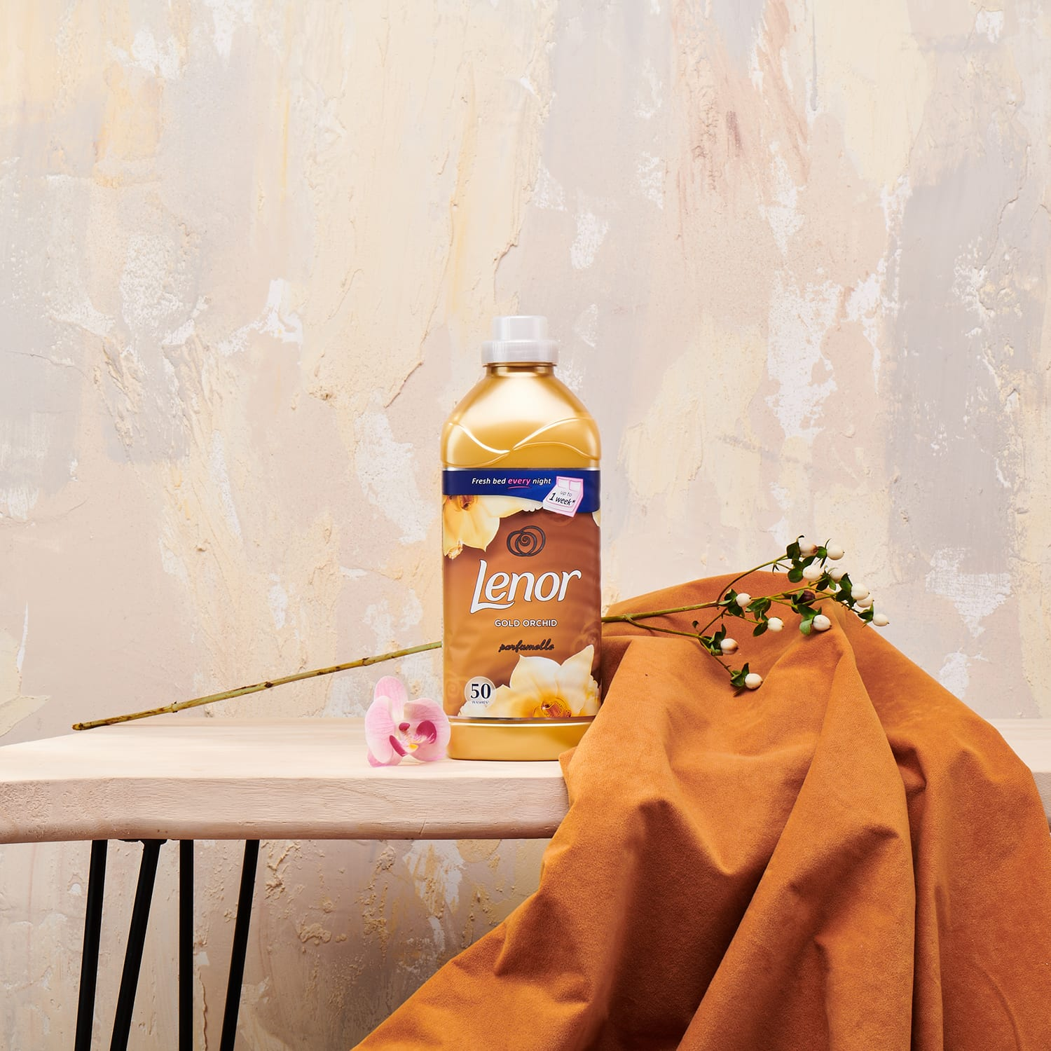 Lenor gold orchid product photo