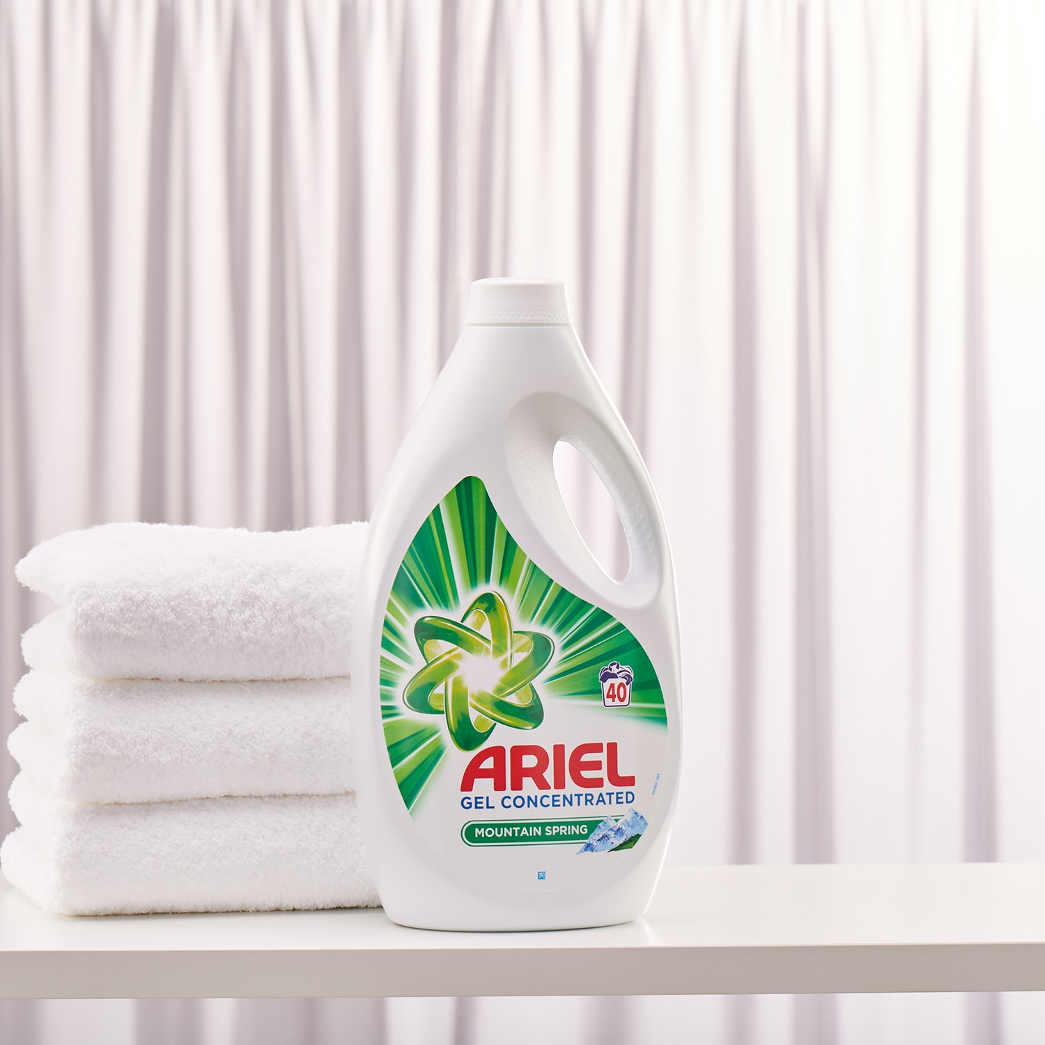 Ariel lichid mountain spring product photo