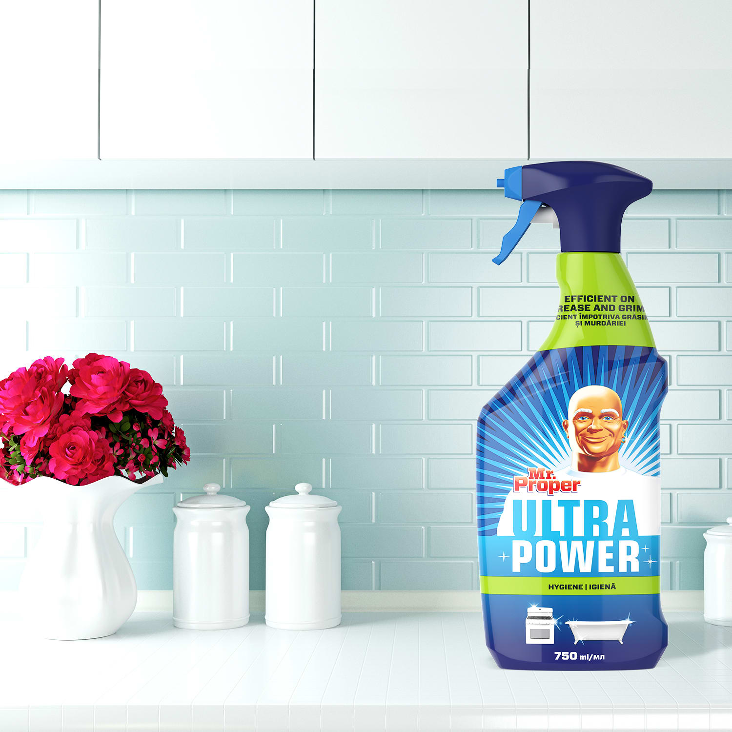 Mr. Proper Hygiene Spray