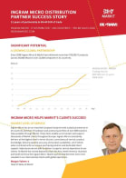 Ingram micro distribution partner success story