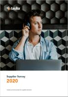 Supplier Survey 2020