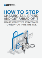 How to Stop Chasing Tail Spend and Get Ahead of It