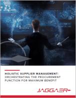 How To Achieve Holistic Supplier Management