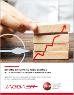 DRIVING ENTERPRISE-WIDE SAVINGS WITH MATURE CATEGORY MANAGEMENT